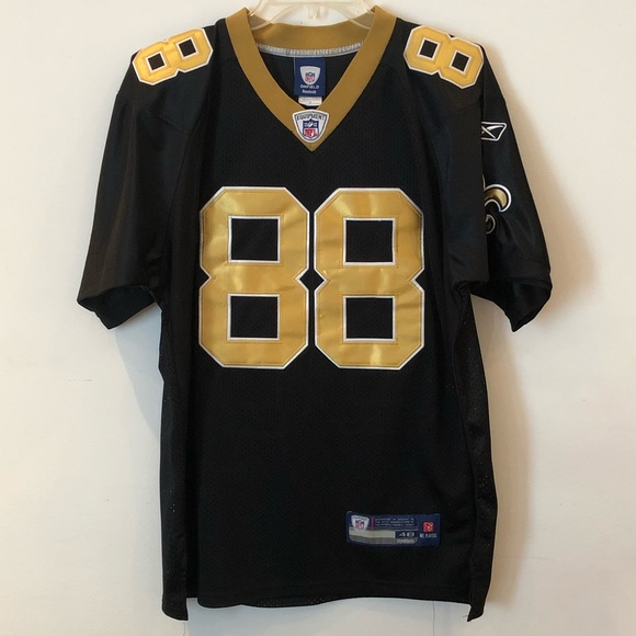 Reebok NFL Equipment Saints jersey Shockey #88